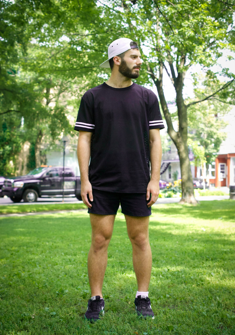 men's fashion streetstyle summer