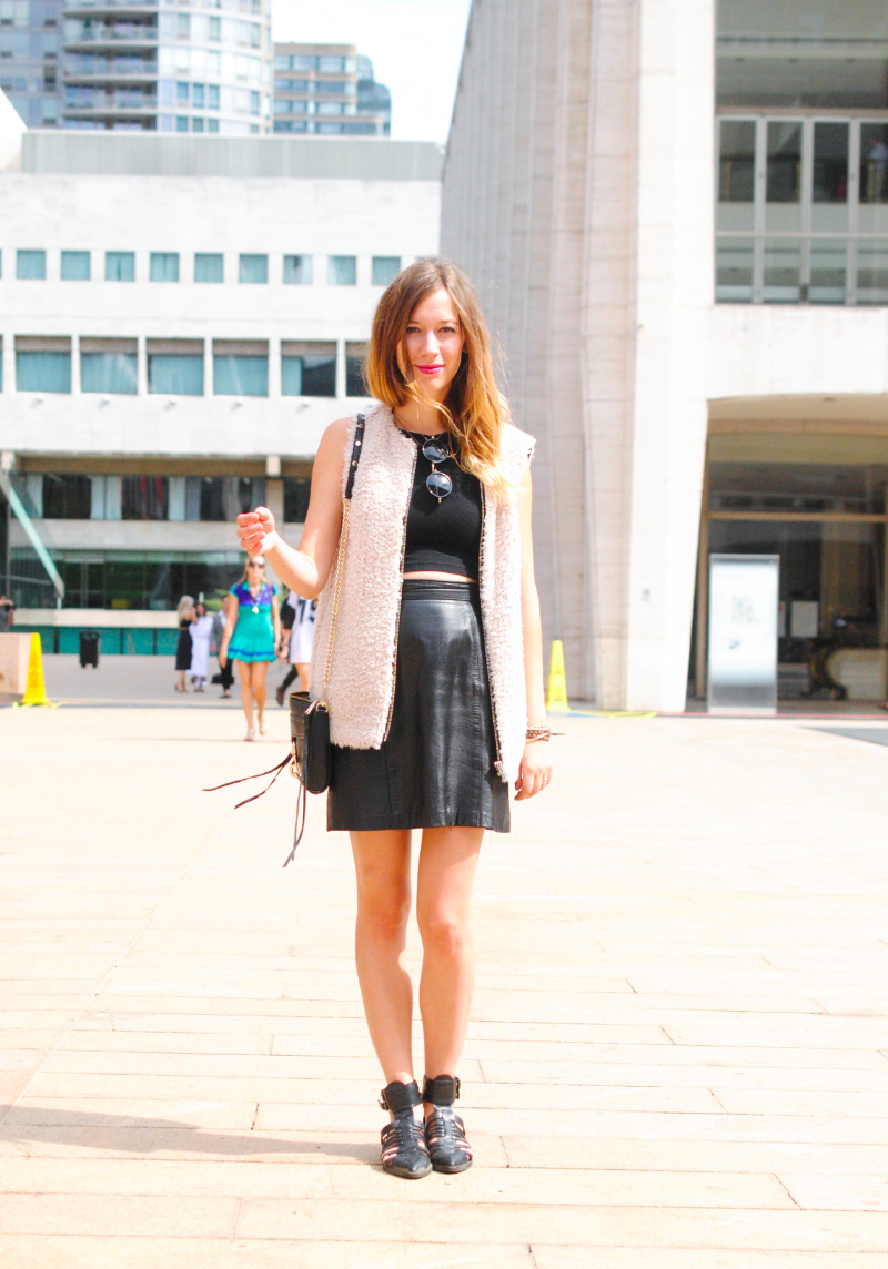 #nyfw outfit day 1 ss14
