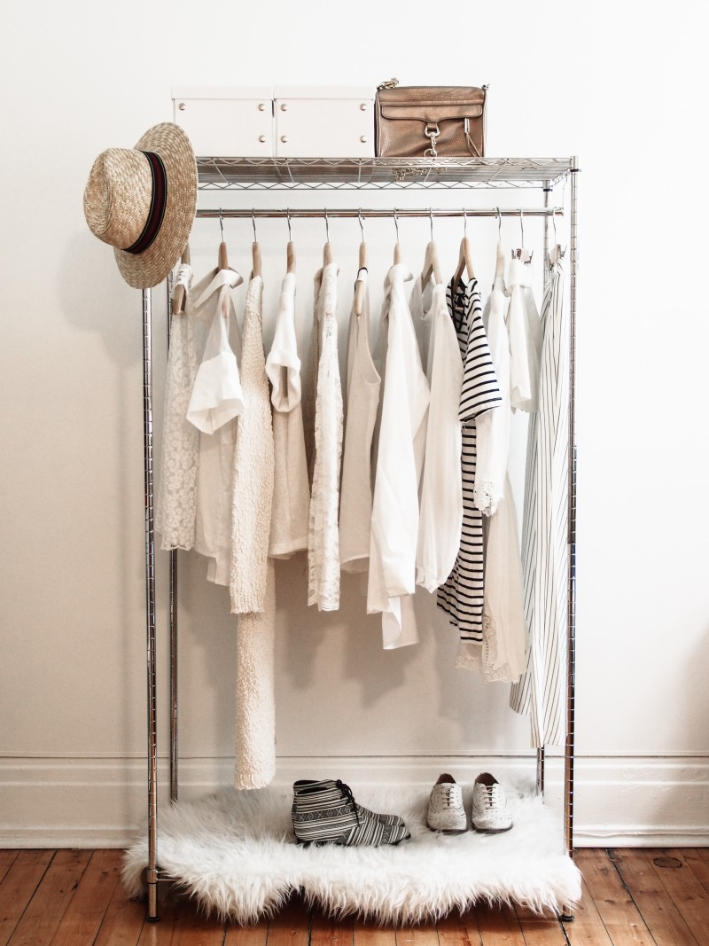 Closet tour with F21