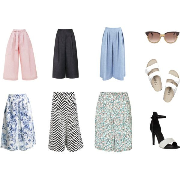 dare to wear culottes