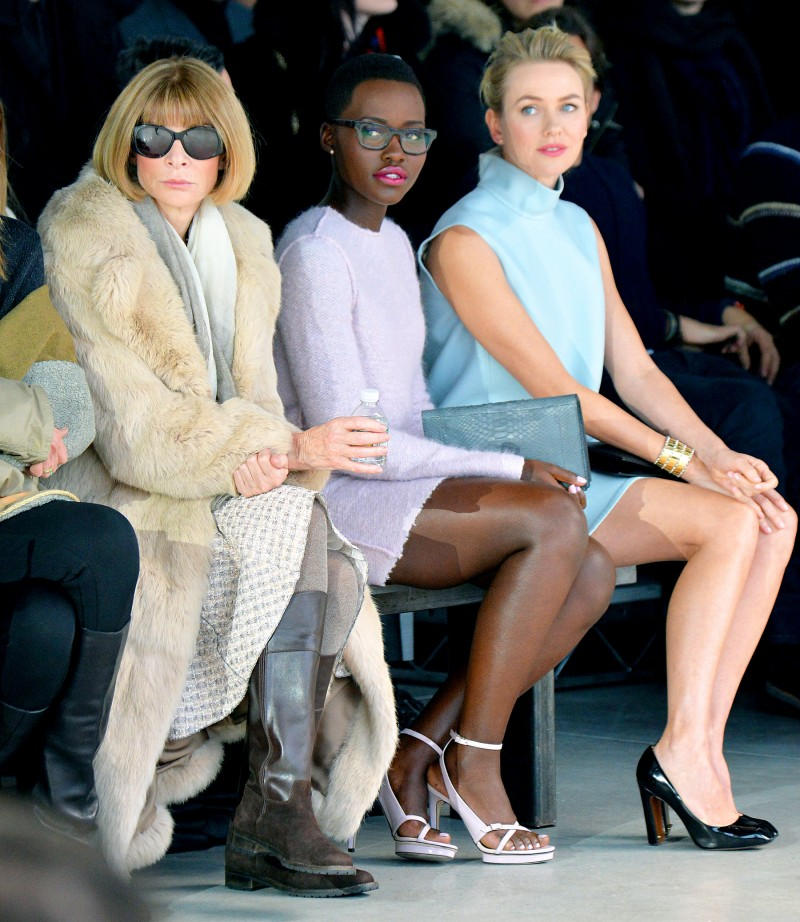 Lupita at fashionweek