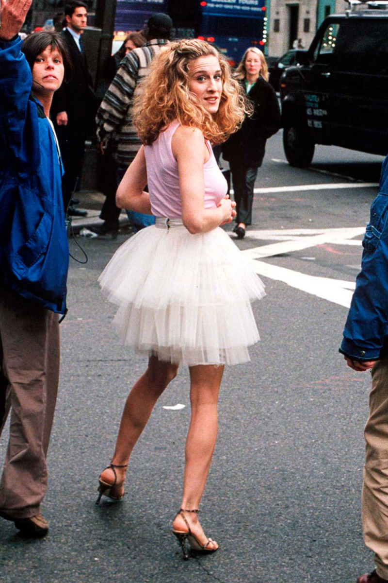 carrie bradshaw sex and the city fashion ideas costume halloween
