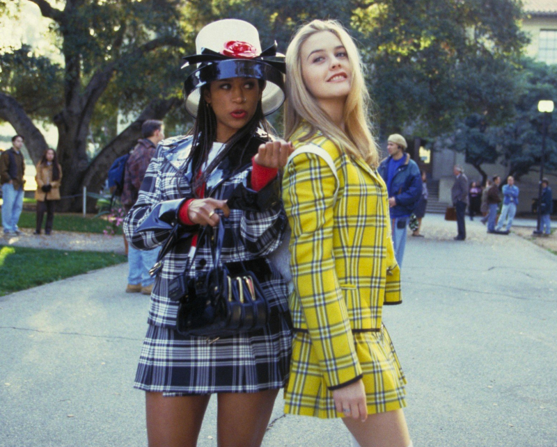 cher clueless costume idea fashion