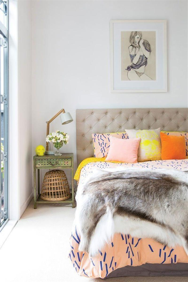 cozy colorful appartement fur fall winter