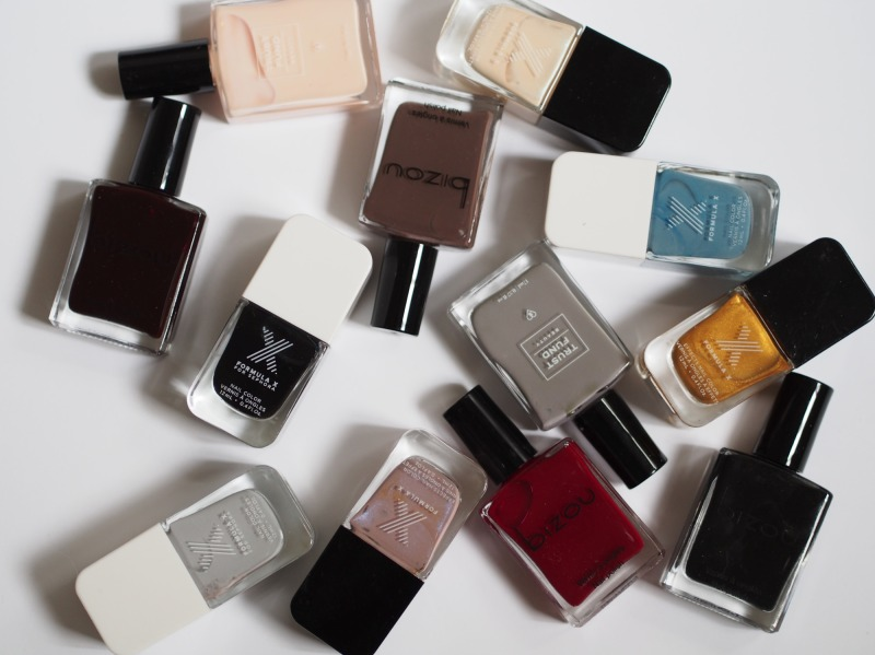 nail polishes for fall 2014