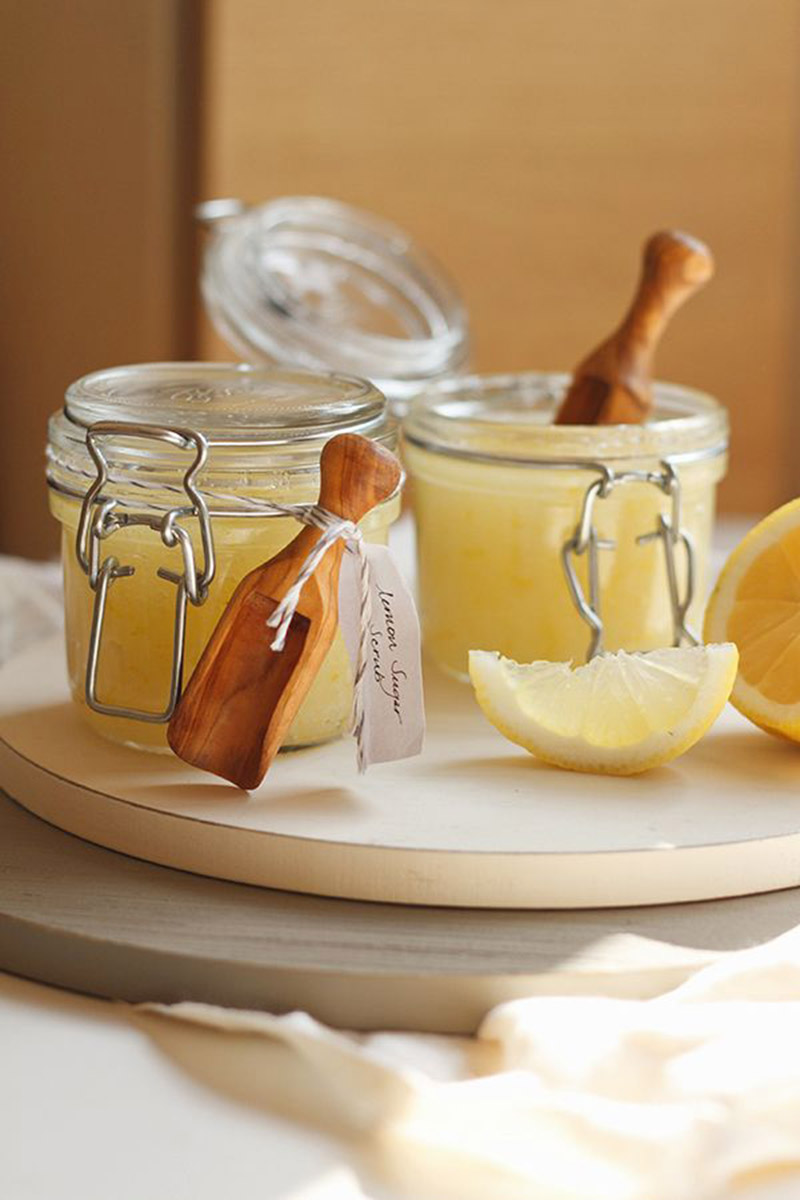 How to include lemons on your beauty routine
