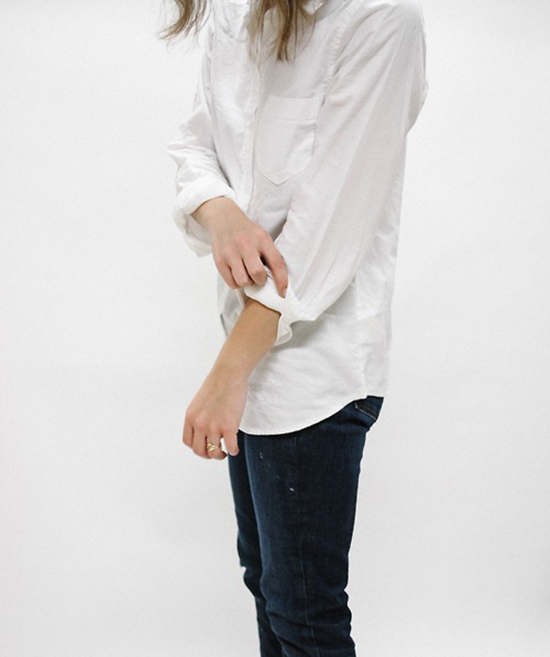 basic shirt for a basic and minimalist look