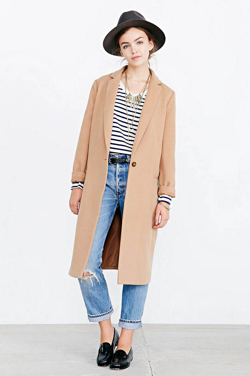 classic coat to conquere autumn