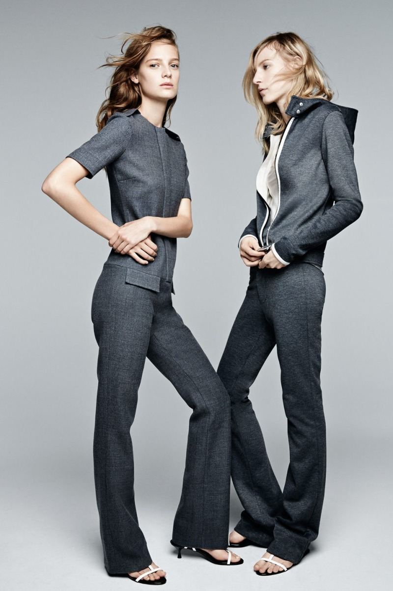 Zara winter campaign