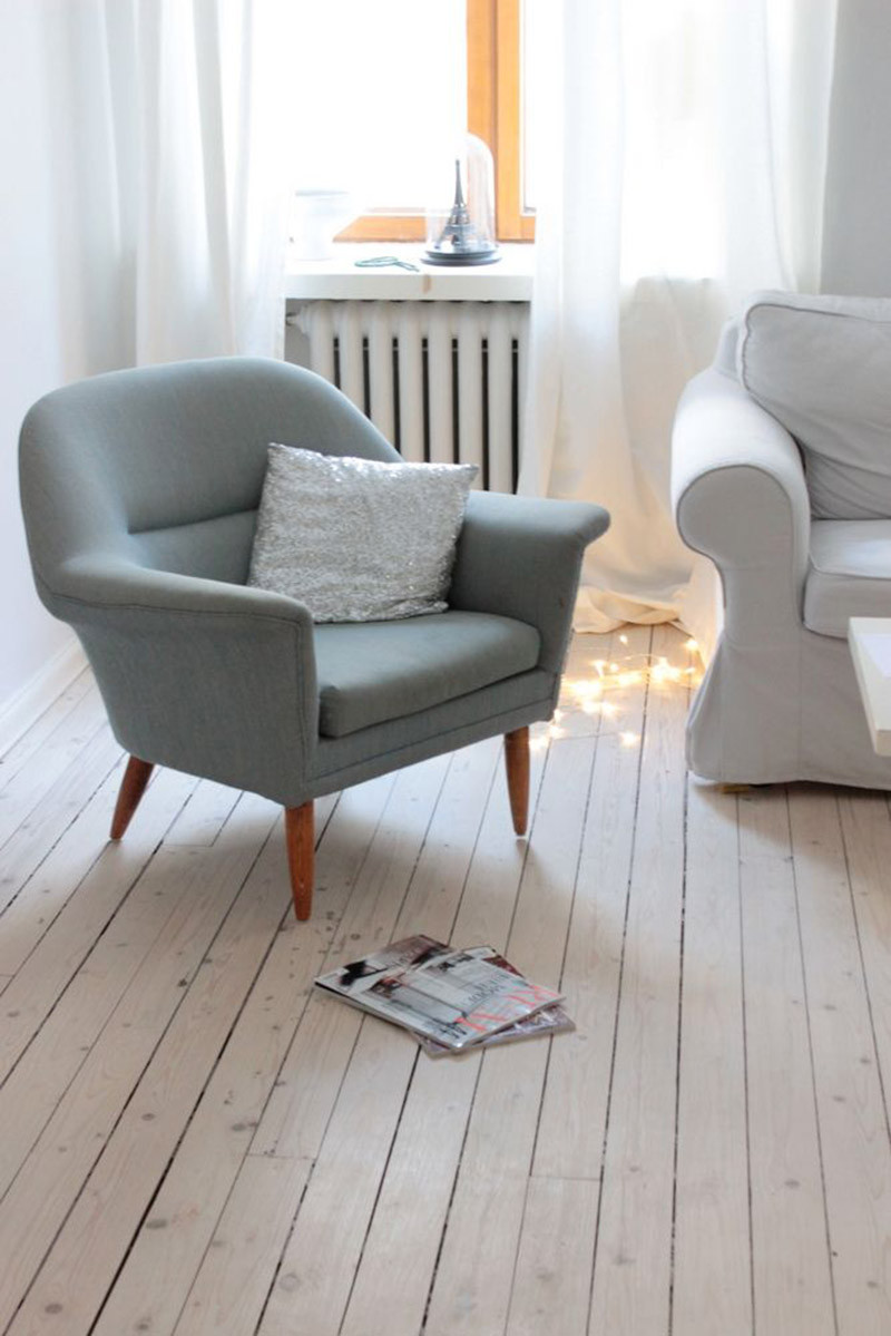 Decorating your place with armchairs