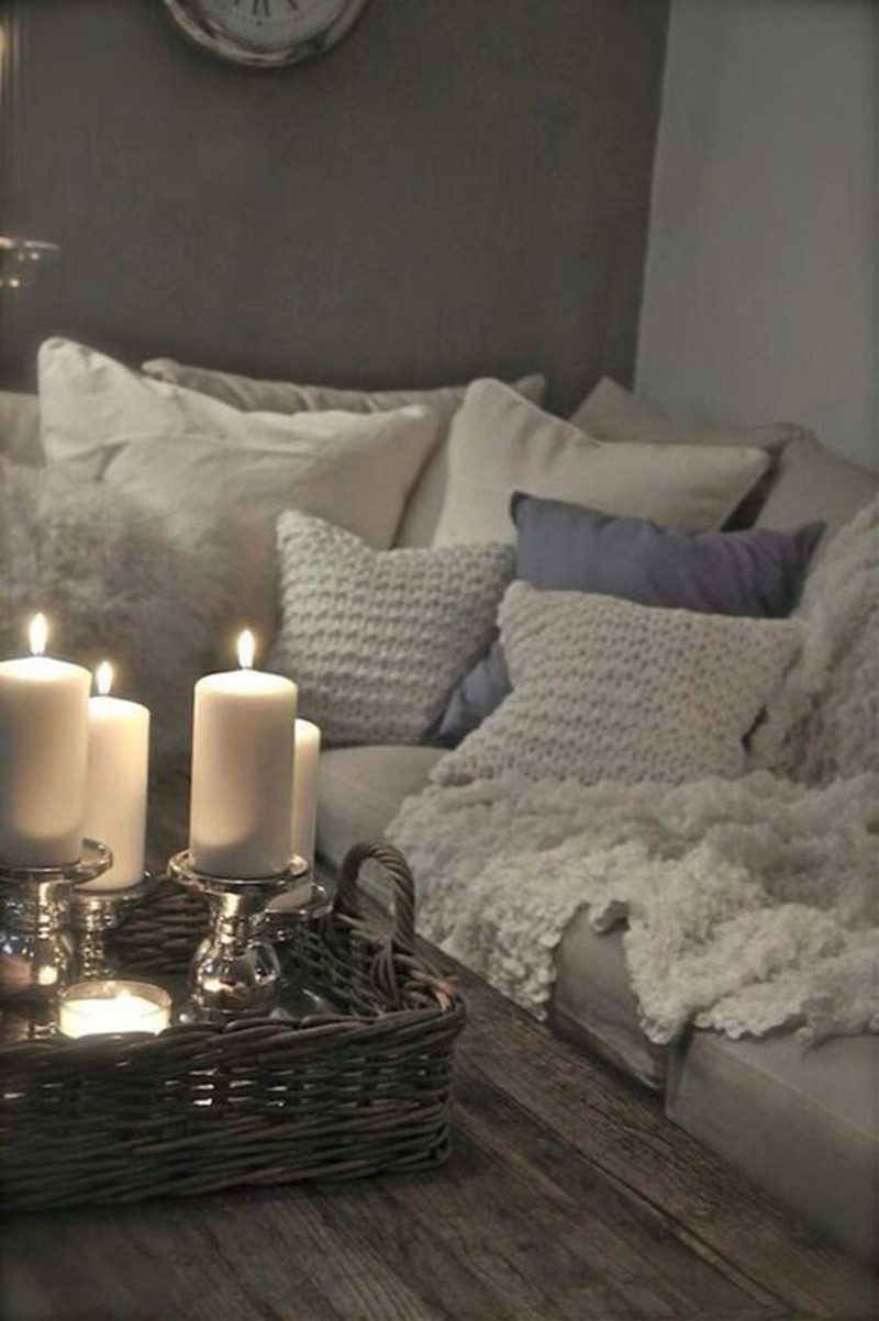 Give your home some candles