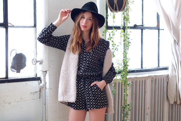Montreal fashion blogger wearing Forever 21