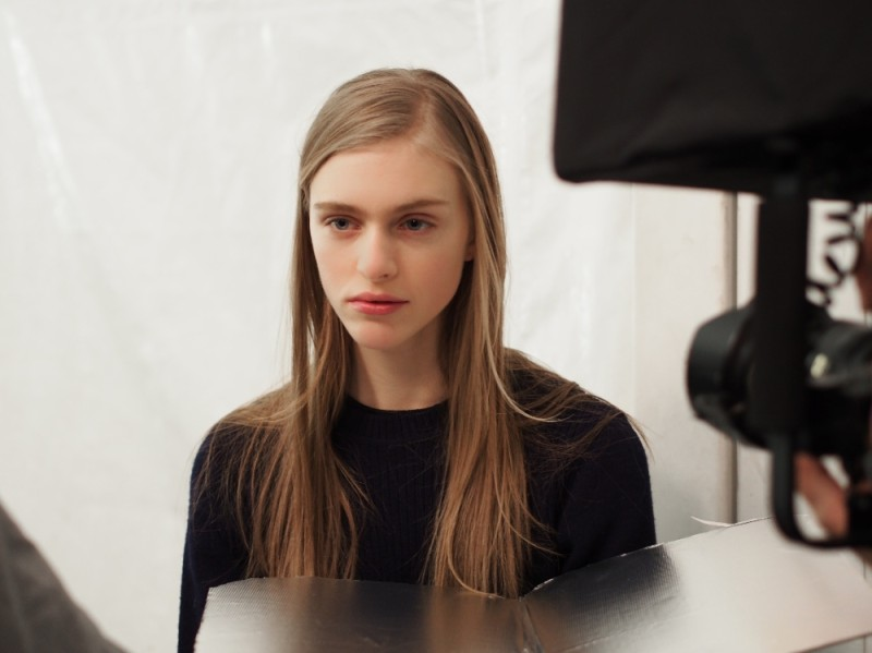 beauty look at lacostefw15