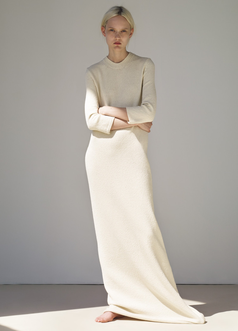 Celine wool maxi dress