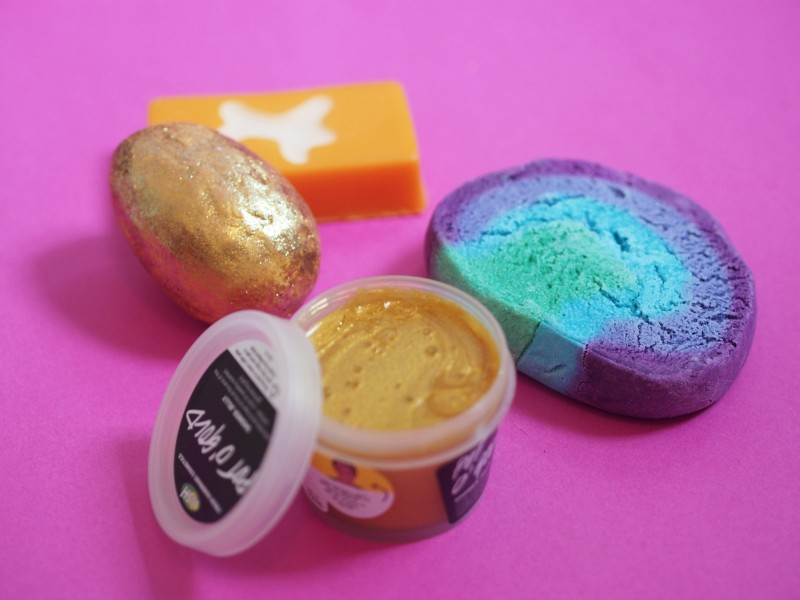 Lush for Easter