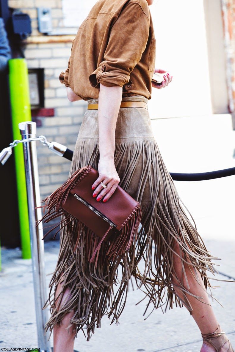 olivia palermo cool fringe look spring summer ideas trend