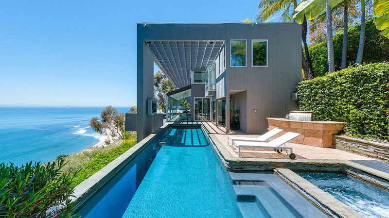 Matthew perry's home