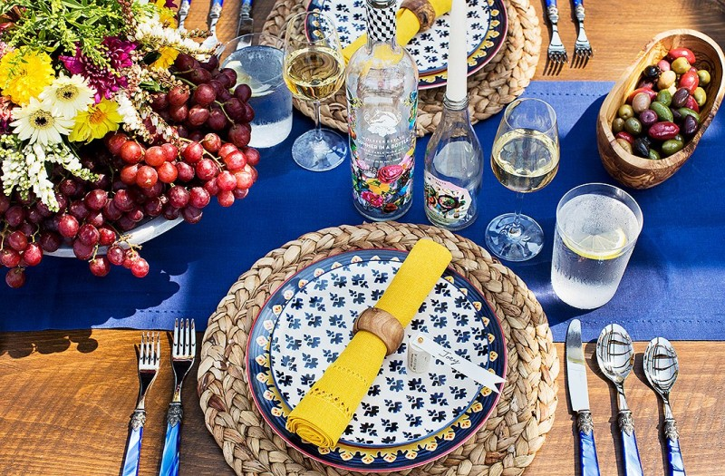 The best Thanksgiving and Fall table settings - Dentelle+ ...