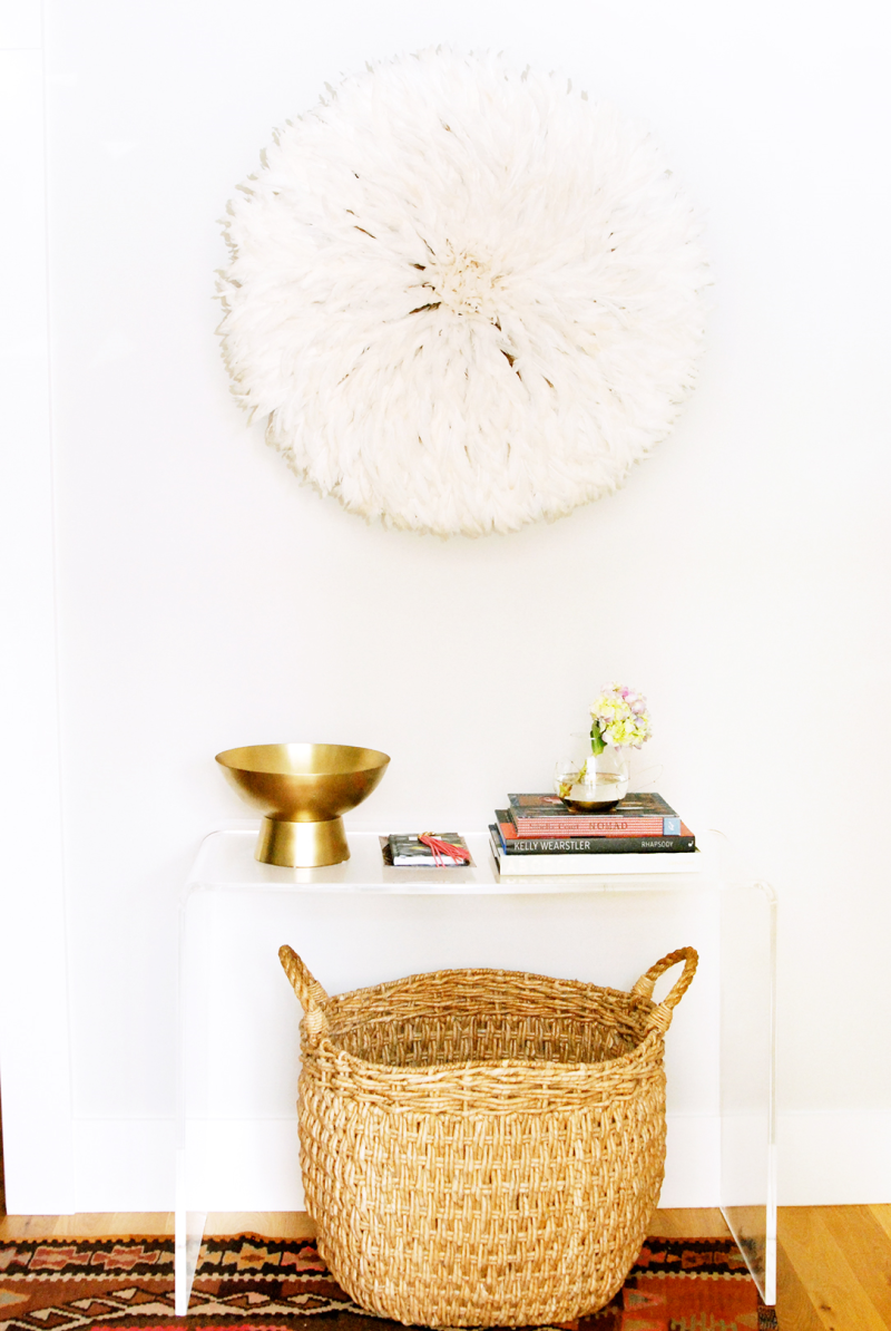 See-through Console Table
