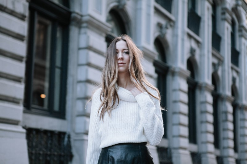 gabrielle lacasse canadian fashion blogger