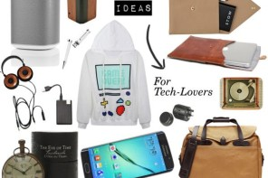 Gift ideas for Him: The Tech-Lover
