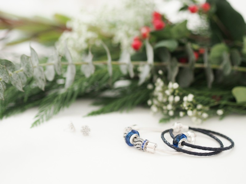 Pandora winter collection bracelets