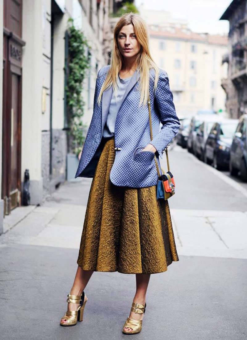 Unusual but totally professional outfit ideas for an office ...