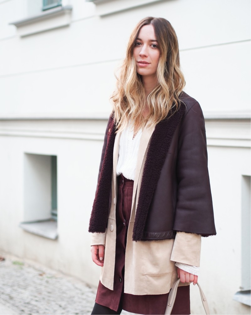 All Marc Cain outfit for Berlin Fashion week