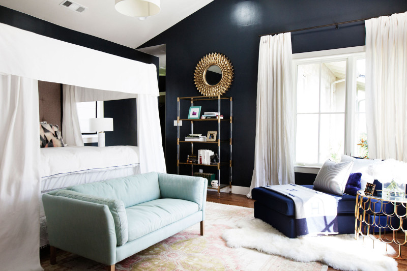 Master Bedroom - Home Tour