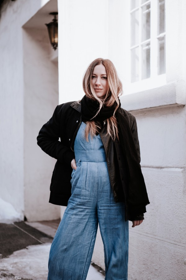 layering ideas for winter