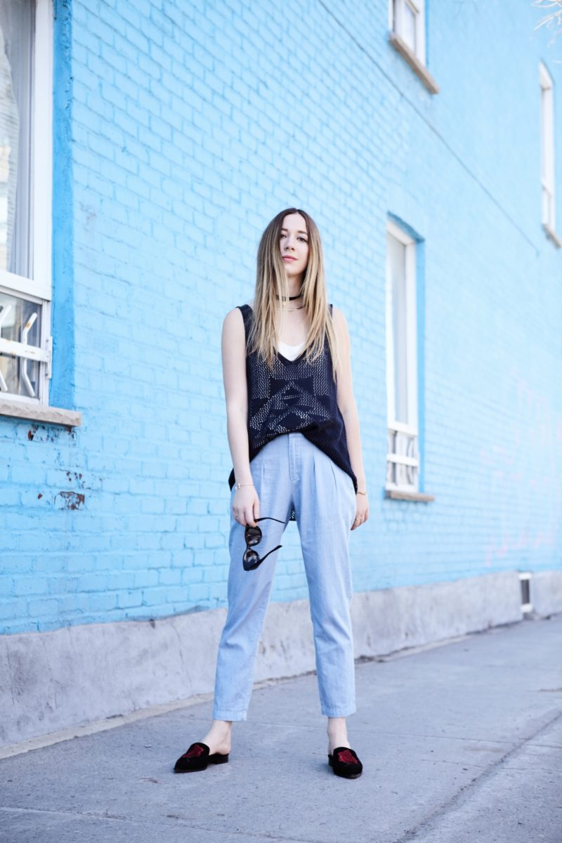 fashion blogger canada streetstyle summer Gabrielle Lacasse
