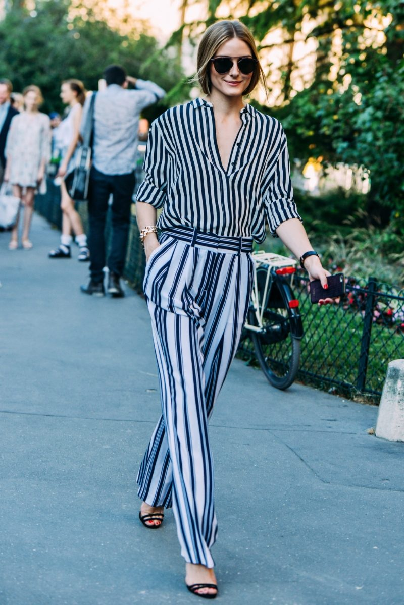 olivia-palermo-graphic-lines