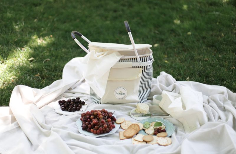 Boursin picnic kit + contest