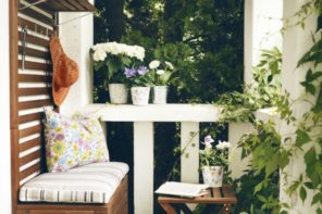 3 ways to organize your small balcony like a pro