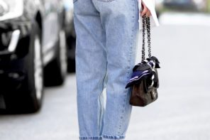 Styling tips to slay the mom jeans trend