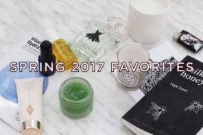 Video: My favorite things of Spring 2017