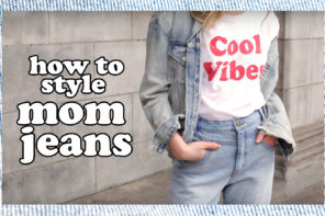 Video: 6 ways to style the mom jeans trend