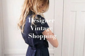 Video: Vintage designer shopping tips