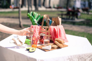 First picnic of the season with Oasis Infusion