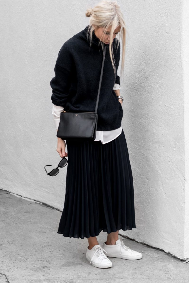 Black Monochrome Outfit X on youre simply best