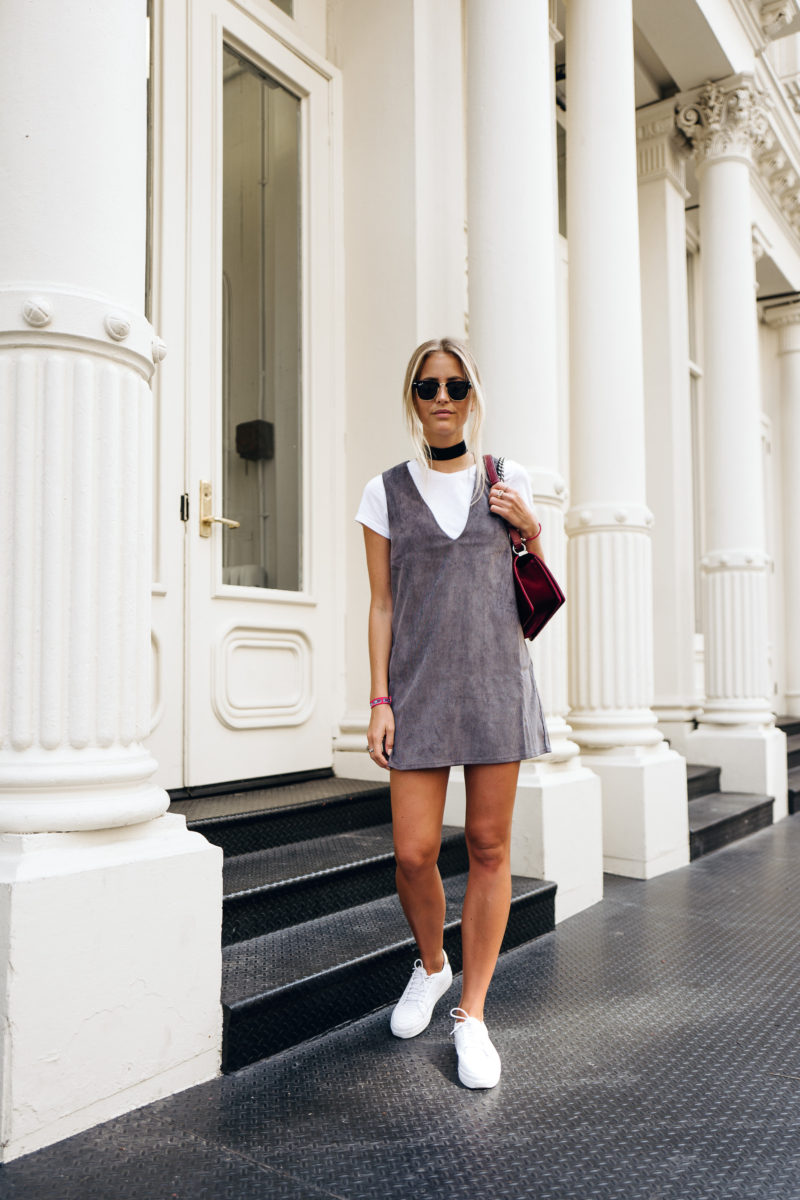 Simple Outfit with Dresses