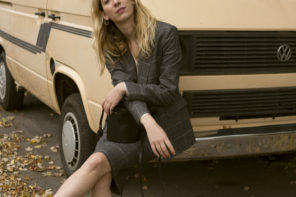 Skirt suit and Westfalia
