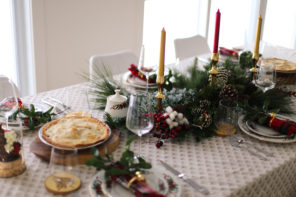 How to set up a perfect Holiday table