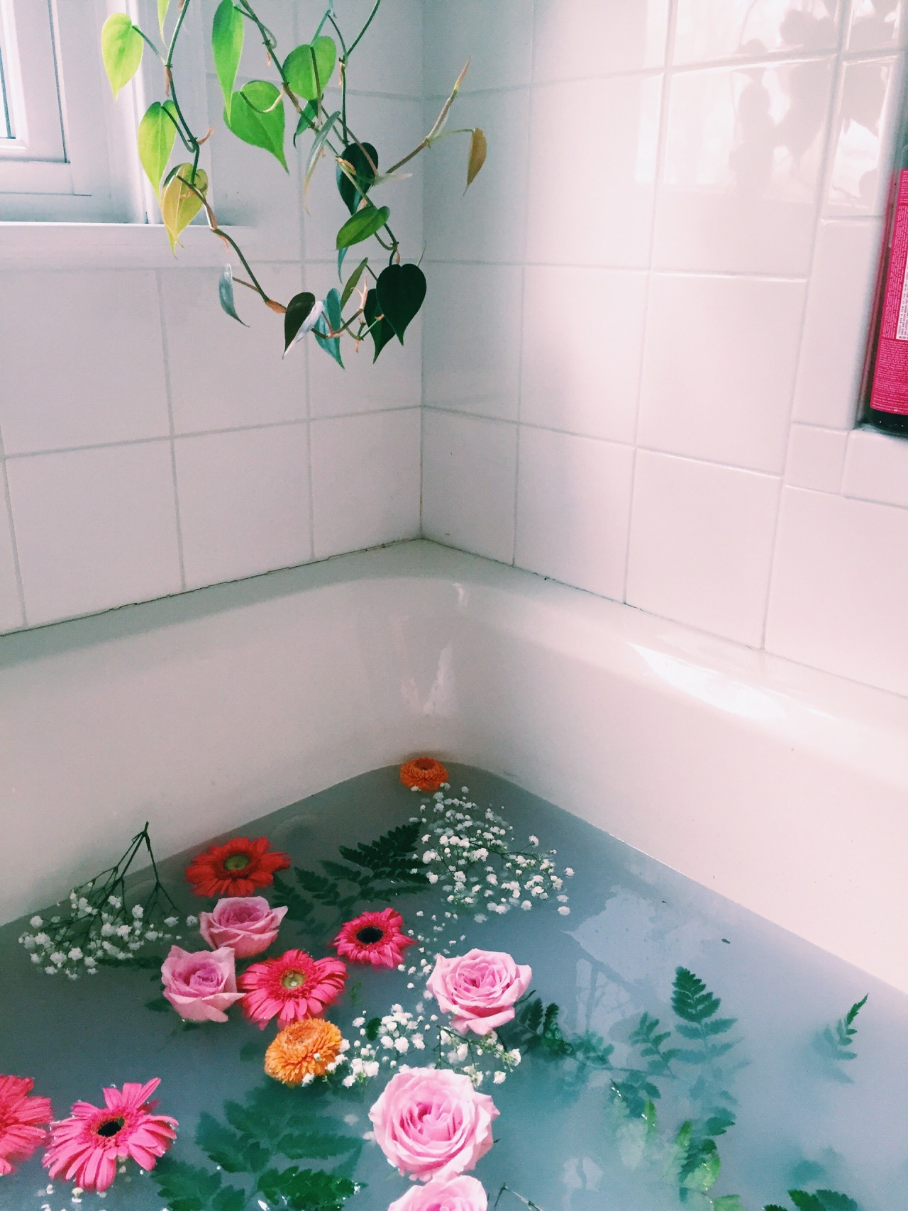 4 ways to take care of yourself if you re single during for Spa bathroom ideas pinterest